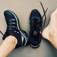 Plantar fasciitis runners