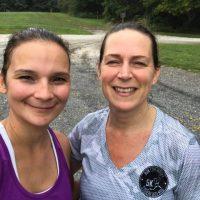 Wendy and Nikki Martin